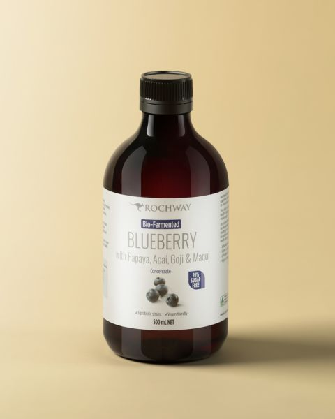 Bio-Fermented Blueberry Concentrate