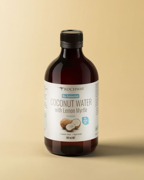 Bio-Fermented Coconut Water Concentrate