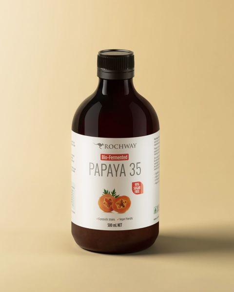 Bio-Fermented Papaya 35 Fruit & Leaf Extract