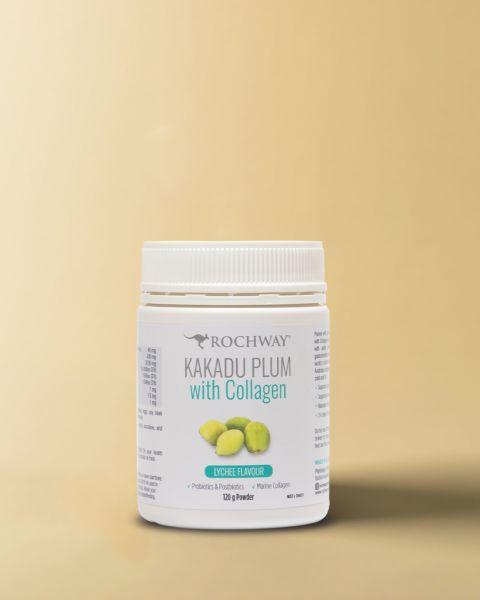 Kakadu Plum with Collagen 120 g Oral Powder