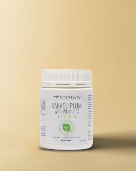 Kakadu Plum with Vitamin C and Probiotics Powder 90 g Oral Powder